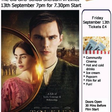 Sherburn Community Cinema - Tolkien