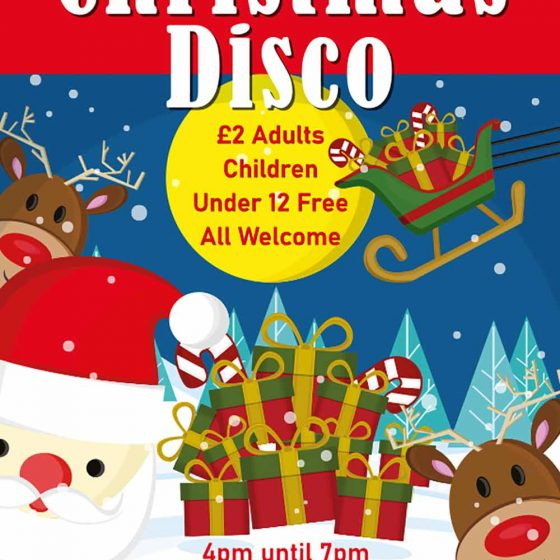 2019 Sherburn Gala Christmas Disco