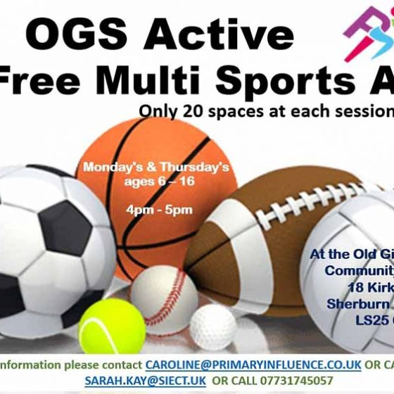 OGS Active