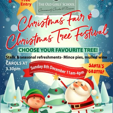 OGS Christmas Fair & Christmas Tree Festival