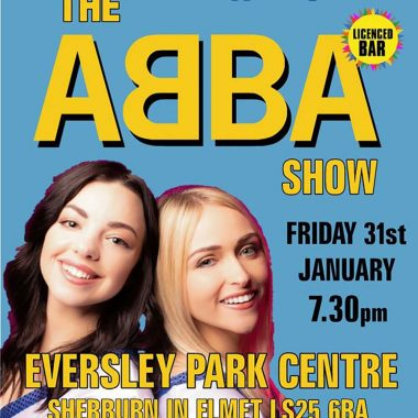 I Believe in Angels - The Abba Show - *SOLD OUT*