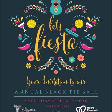 The Yorkshire Charity - Annual Ball
