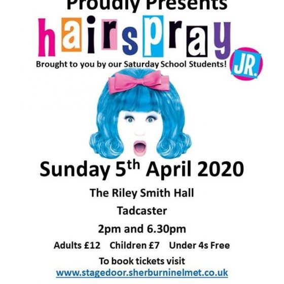 Stagedoor Performing Arts – Hairspray JR