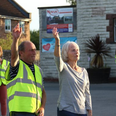 Village Clap for Carers