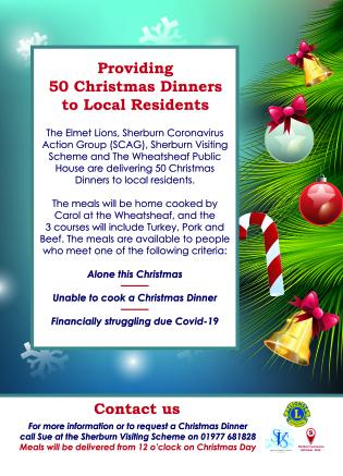 50 Christmas Dinners