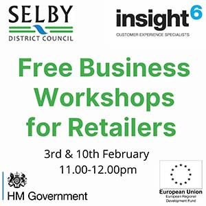 Free Business Workshops in February