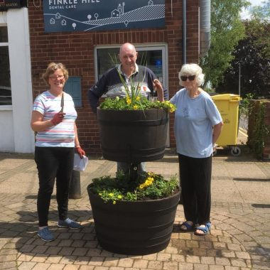 Sherburn in Elmet Community Association Celebrates 10 Year Anniversary