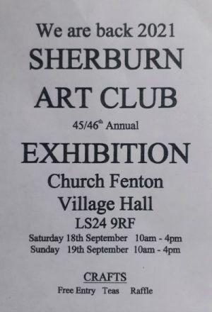 Sherburn Art Club Exhibition