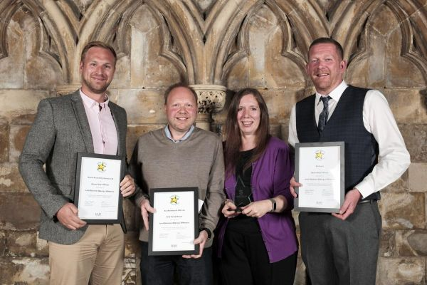 Congratulations to all the winners at Selby District Council's community recognition awards