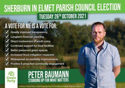Sherburn in Elmet Parish Council Election
