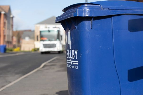 District's new collection service praised for rise in recycling rates